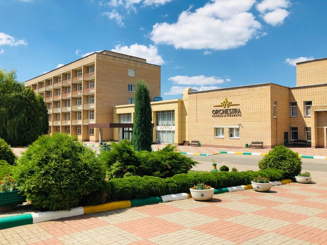 Отель Orchestra Oka SPA Resort