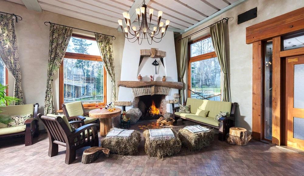 Шале-отель «Таёжные дачи» в Одинцовском городском округе
