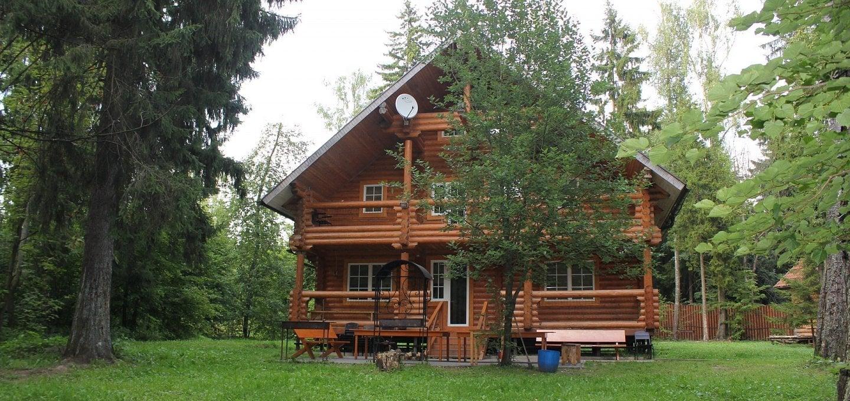 База отдыха «Лесной дом» расположена в одном из красивейших мест Подмосковья