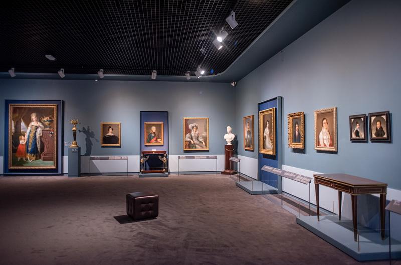 Выставка в истринском музее «Новый Иерусалим»