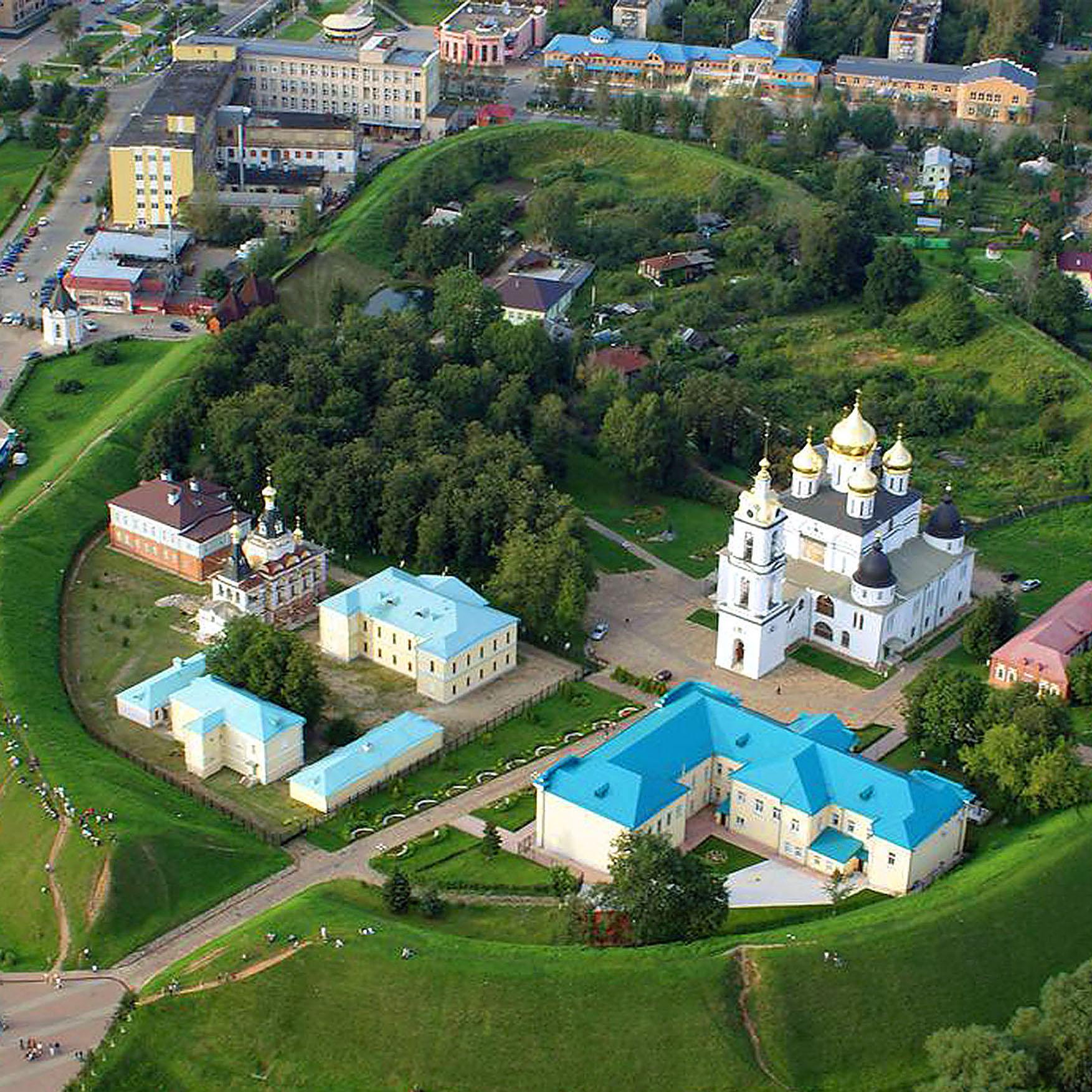 Дмитров город фото достопримечательности