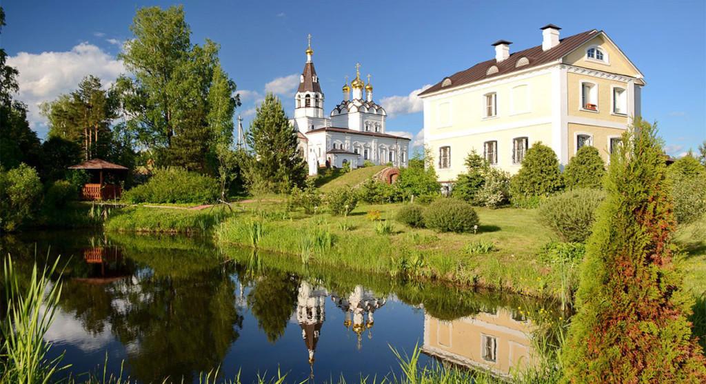 Подворье Свято Троицкого Стефано-Махрищского ставропигиального женского монастыря