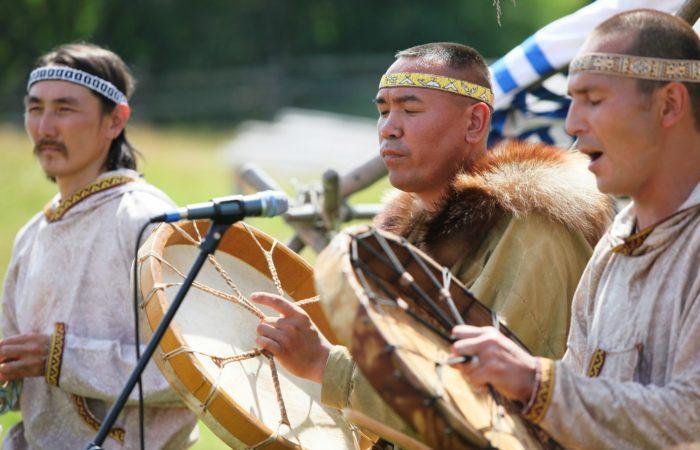 Фестиваль этнической музыки «Поющая стрела»
