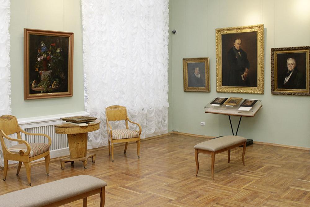 Тульский музей изобразительных искусств